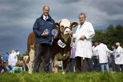 Reserve Female of The Year - Magheracrigan Clare 2nd